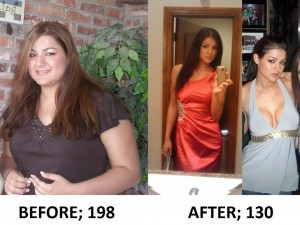 venus factor before annd after
