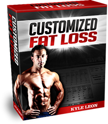customized fat loss book