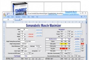Somanabolic Muscle Maximizer software